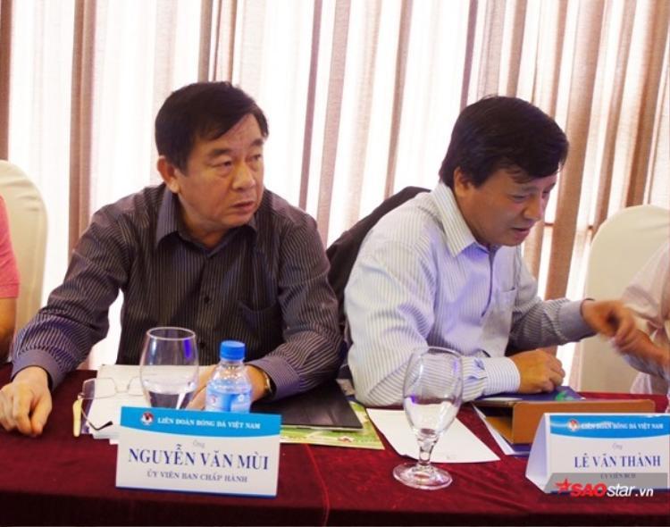 Hôm nay VFF tổ chức hội nghị Ban chấp hành ở Hà Nội.