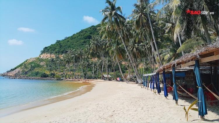 Đừng quên phía nam vẫn còn một hòn đảo Nam Du xinh đẹp và bình dị