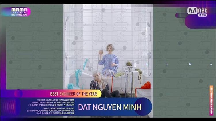 Hình ảnh MV Có em chờ xuất hiện trên kênh Mnet.