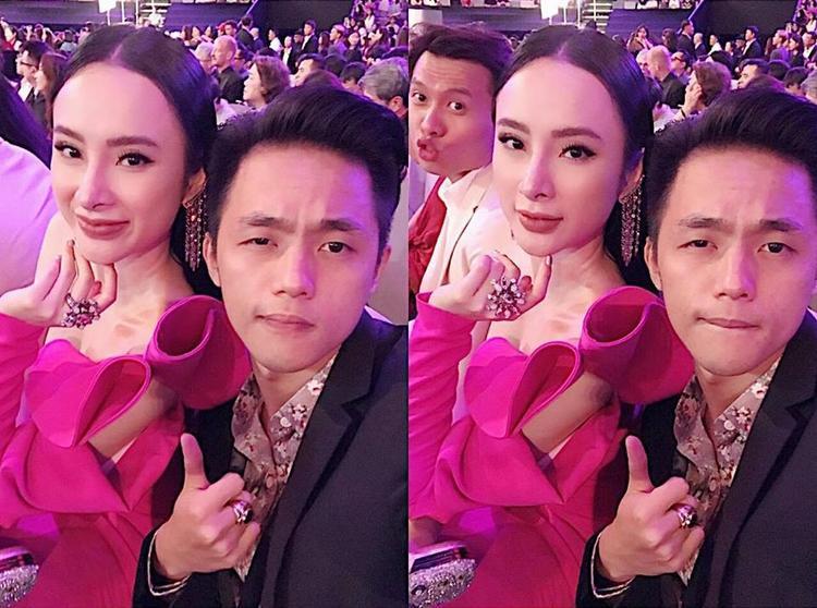 Angela Phương Trinh xinh đẹp, rạng rỡ tại sự kiện Asian Television Awards 2017.