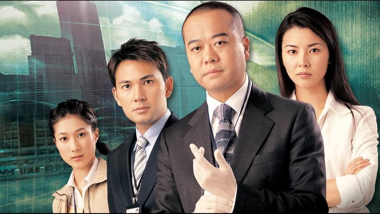 Hình ảnh quen thuộc của Âu Dương Chấn Hoa trong phim Bằng chứng thép - tác phẩm truyền hình được đông đảo khán giả Việt yêu thích.