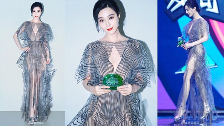 Một năm thành công với 'Tôi không phải là Phan Kim Liên', Phạm Băng Băng xuất sắc đạt được giải thưởng 'Diễn viên điện ảnh của năm'.