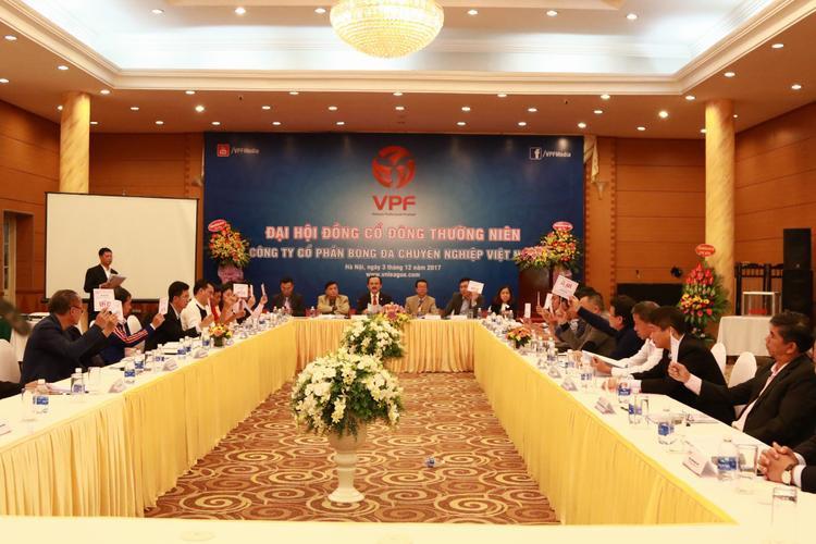 Thường trực VFF làm tân Chủ tịch HĐQT VPF