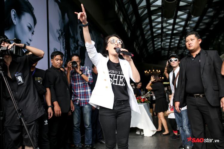 Mỹ Tâm tổ chức buổi ký đĩa và showcase quảng bá album vol.9 vào ngày 3/12 tại TP HCM.