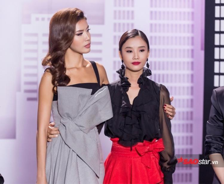 Tập 3 The Look: Đội Kỳ Duyên giành chiến thắng, Phạm Hương  Minh Tú đồng lòng không phục