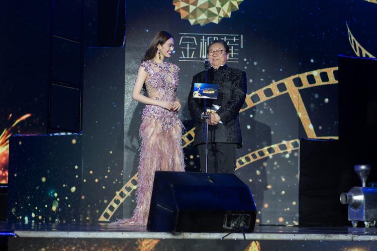Khánh My bất ngờ gặp gỡ diễn viên gạo cội trong phim Tây Du Ký, hạnh phúc đoạt giải Nữ diễn viên xuất sắc