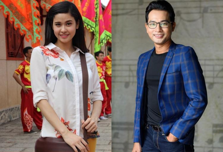 Quỳnh Anh - Huỳnh Đông từng sánh vai trong 2 tác phẩm phim truyền hình dài tập.