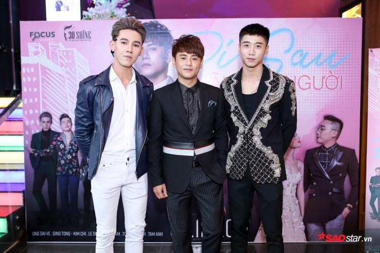 Với sản phẩm đầu tay Ưng Đại Vệ đã tin tưởng giao cho ekip quay trẻ cùng dàn diễn viên hot: Lê Dương Bảo Lâm, Ginô Tống, Kim Chi và gương mặt trẻ Lâm Kinh Tôn.
