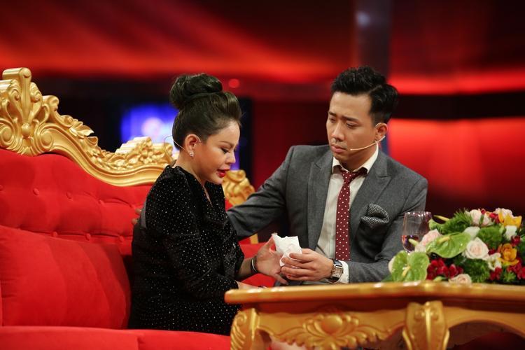 Lê Giang lên tiếng về việc chồng cũ bạo hành trên sóng truyền hình.