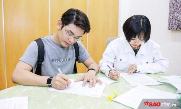 Cùng các thí sinh khác ghi danh tham dự buổi casting Hạt giống tâm hồn, Sơn Ngọc Minh mong muốn bản thân được chọn và hòa nhập vào một nhân vật nào đó để truyền tải cho khán giả những thâm điệp sâu sắc nhất từ series phim ý nghĩa này.