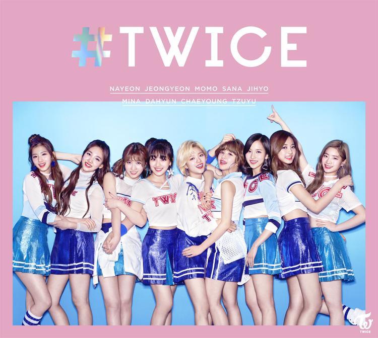 9 cô nàng TWICE xuất sắc dẫn đầu danh sách album Kpop tiếng Nhật bán chạy nhất tại Nhật Bản năm 2017.