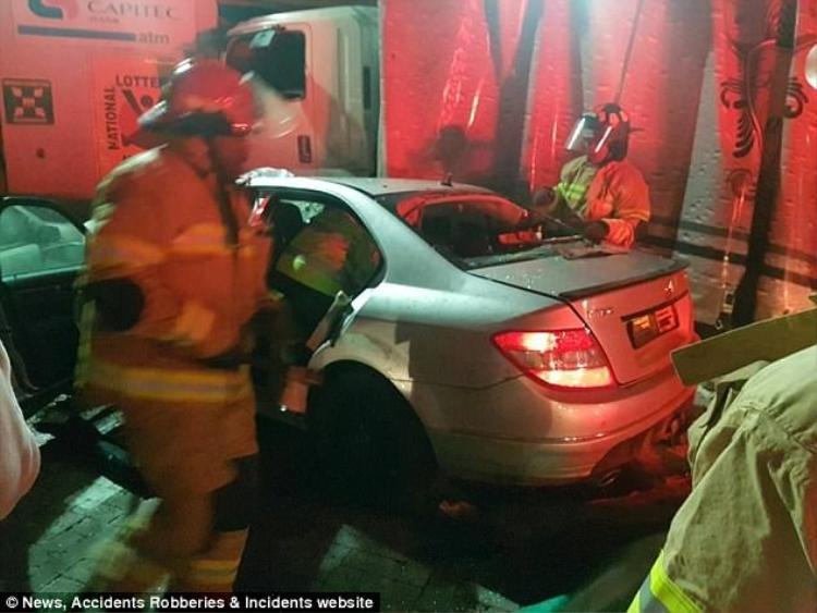 Vụ tai nạn kinh hoàng đã khiến 5 người bị thương nghiêm trọng, trong đó có phụ nữ có thai 8 tháng.