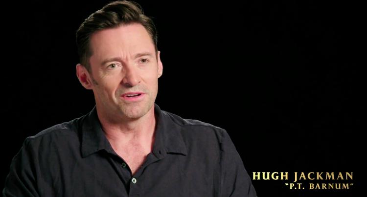 Hugh Jackman đã có một chặng đường khó quên cùng The Greatest Showman