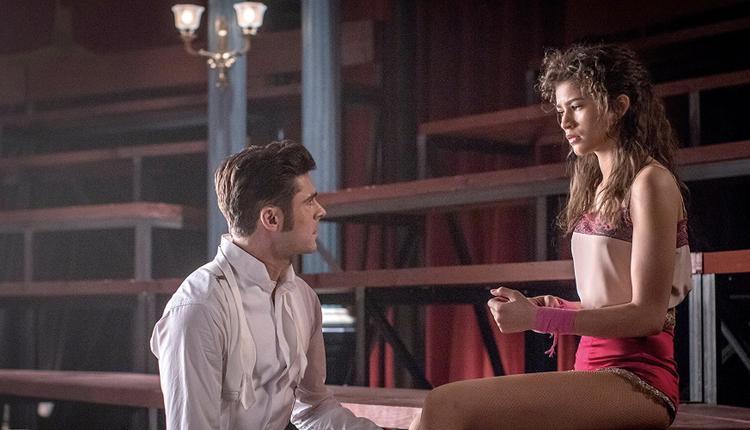 Hai ngôi sao trẻ Zac Efron và Zendaya.
