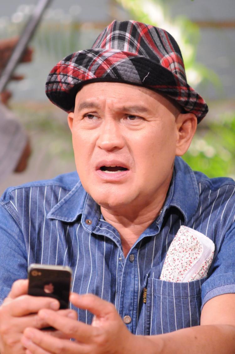 Nam diễn viên hài Duy Phương.