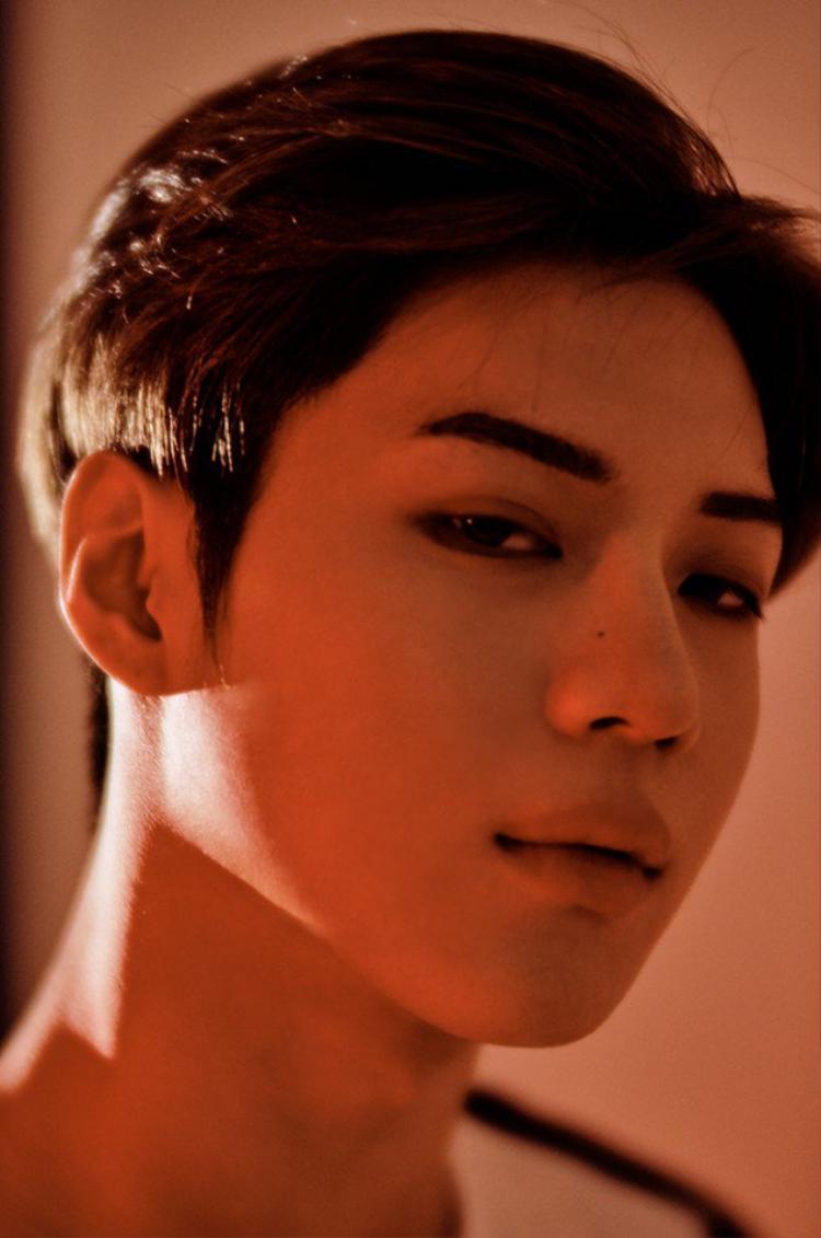 Hình ảnh Taemin trong album tái bản sắp phát hành.