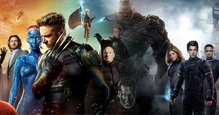 """X-Men và Fantastic Four đang """"lưu lạc"""" ở nhà Fox sẽ sớm hội ngộ nhà Marvel - Disney?"""