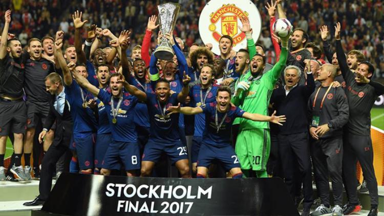 Chức vô địch Europa League mùa trước là tiền đề cho sự trở lại đỉnh cao Châu Âu của Quỷ đỏ.