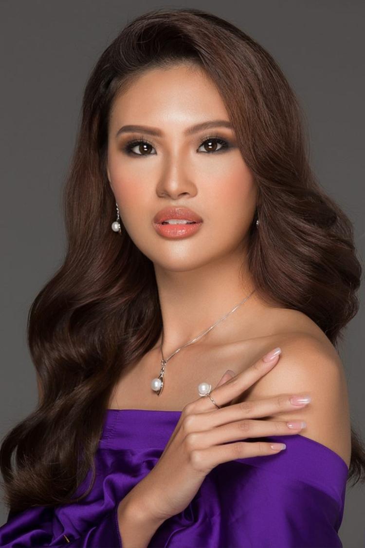 Hoàng Như Ngọc là thí sinh đi sâu vào vòng trong càng toả sáng. Cô bị tuột xuống vị trí thứ 2 so với bảng xếp hạng lần trước.