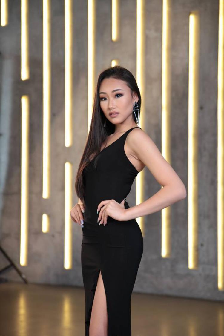 Người đẹp đến từ Châu Á, Malaysia - Shin Joe Ong xếp vị trí thứ 12.