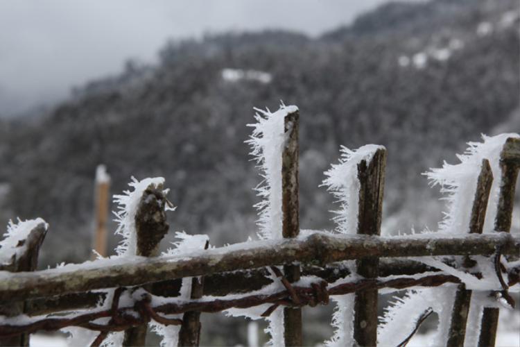 Miền Bắc sắp đón một mùa đông khắc nghiệt hơn 3 năm gần đây. Ảnh minh họa.