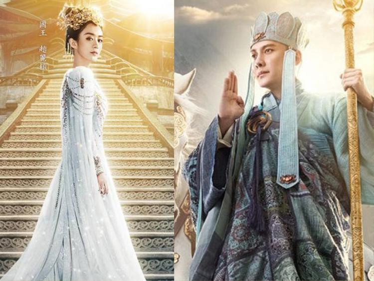 7 phim điện ảnh Hoa Ngữ dịp Tết: Phong Dĩnh hay nữ hoàng phòng vé sẽ dành chiến thắng?