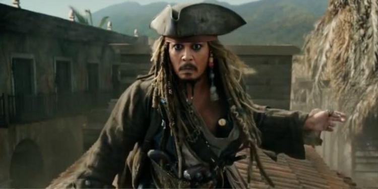 Diễn xuất nhạt nhòa của Johnny Depp sau nhiều tai tiếng