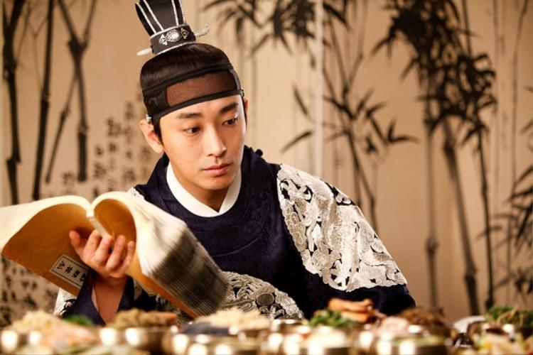 Tạo hình đẹp như mộng của Joo Ji-hoon trong vai hoàng tử thật…