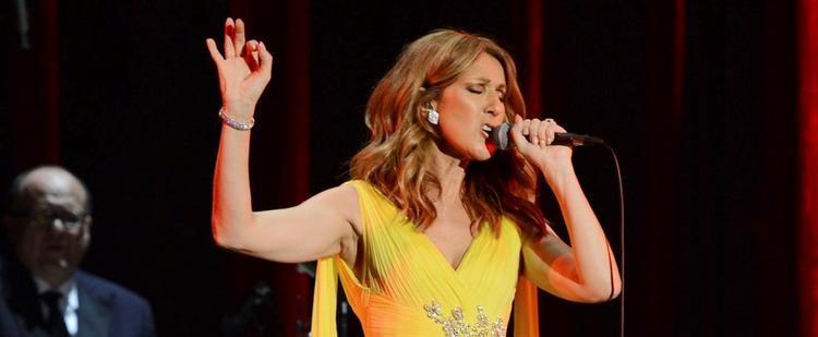 Celine Dion có thể nói là nghệ sĩ gắn bó với Las Vegas lâu nhất: hơn 10 năm!