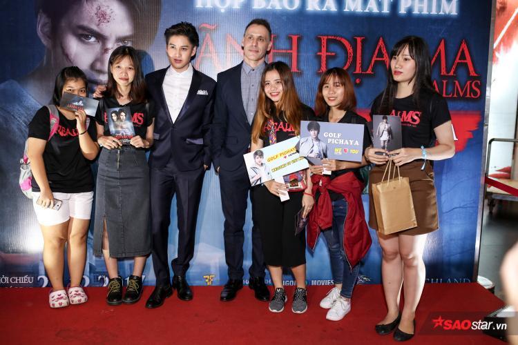 Trúc Anh (The Face) sánh đôi cùng mỹ nam Thái Lan, lên kế hoạch gia nhập nền giải trí Chùa Vàng