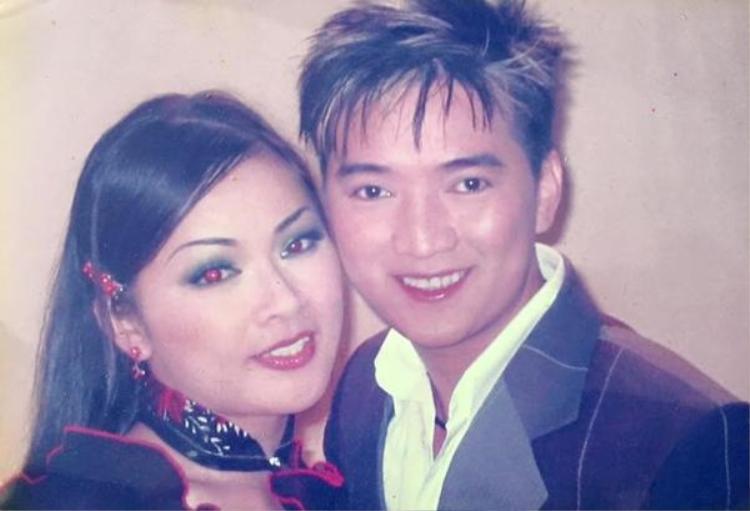 Mr. Đàm biết đến tên tuổi của Như Quỳnh khi cô là ngôi sao nhí của nhà văn hóa thiếu nhi.