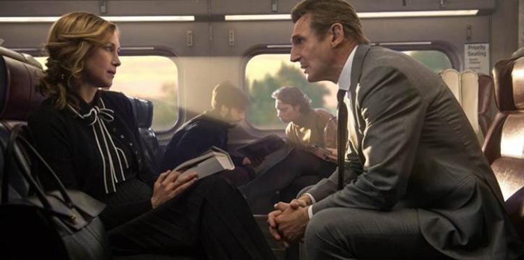 The Commuter  Hành khách bí ẩn: Tiếp tục những mối đe dọa chết người trên chuyến tàu hỏa