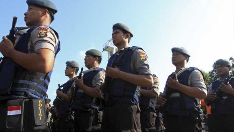 Indonesia triển khai 180.000 nhân viên an ninh để đảm bảo an toàn trong ngày lễ Giáng sinh.