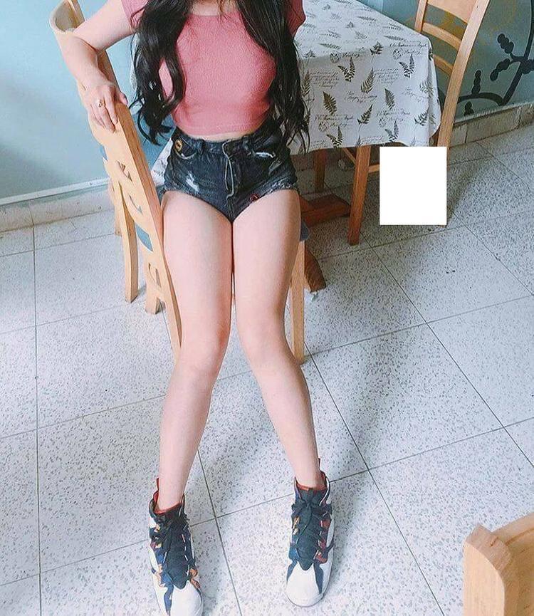 Đây là tấm ảnh cô gái đăng lên mạng