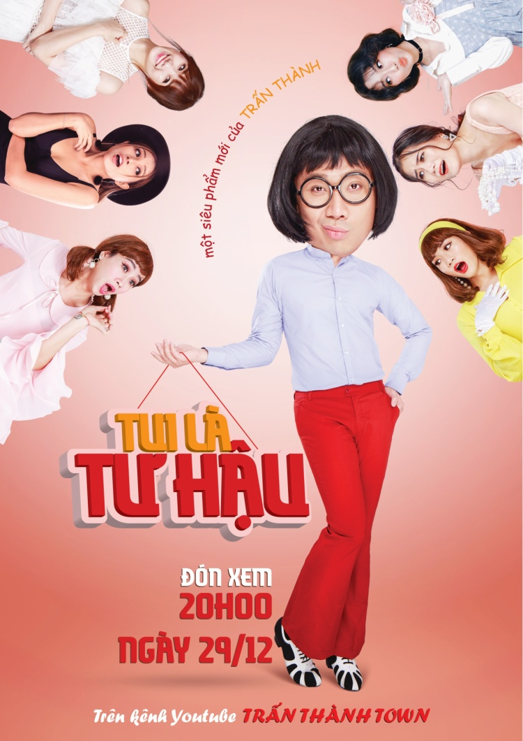 Poster của Tui là Tư Hậu.