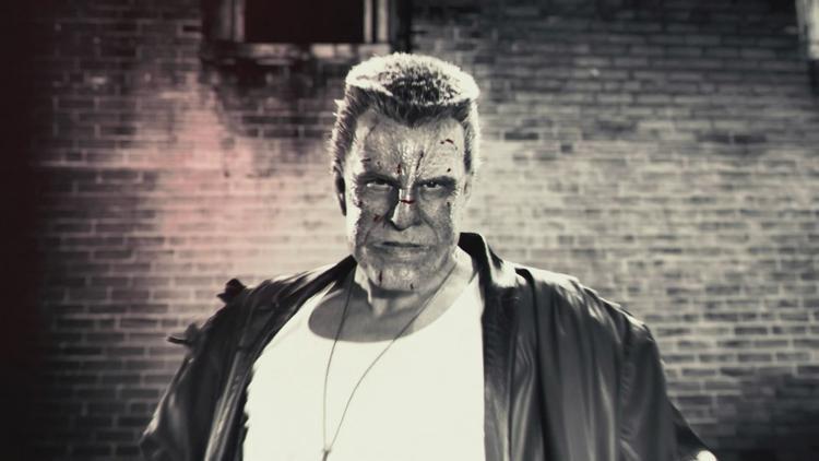 Mickey Rourke tham gia Sin City 2