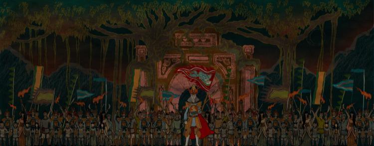 Đoạn phim hoạt hình ấn tượng Hậu duệ Nỏ thần trong Lôi Báo là do người này thực hiện