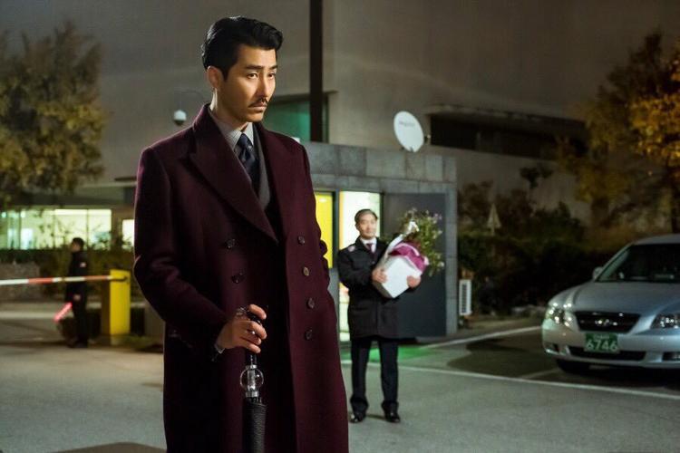 Woo Hwi Chul - Woo Ma Wang l là một con yêu quái luôn kìm chế bản tính khát máu vì muốn làm thần tiên