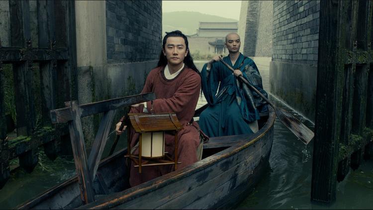 Hoàng Hiên cùng vị thiền sư Nhật Bản Không Hải đã bắt tay vào lần tìm nguyên nhân thực sự đằng sau cái chết của nhà vua.