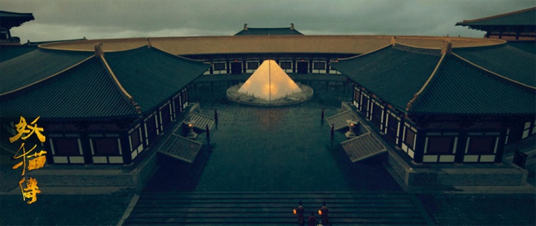 Trung Hoa cổ đại hiện lên đầy huyền bí qua thước phim của Trần Khải Ca.