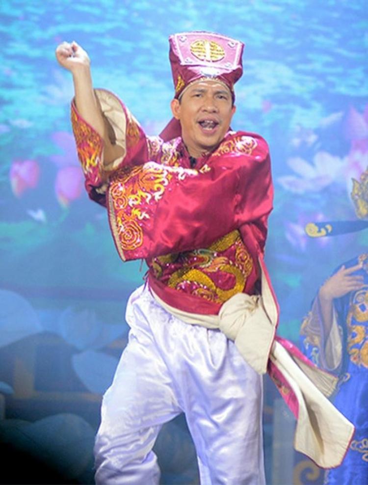 NSƯT Quang Thắng.