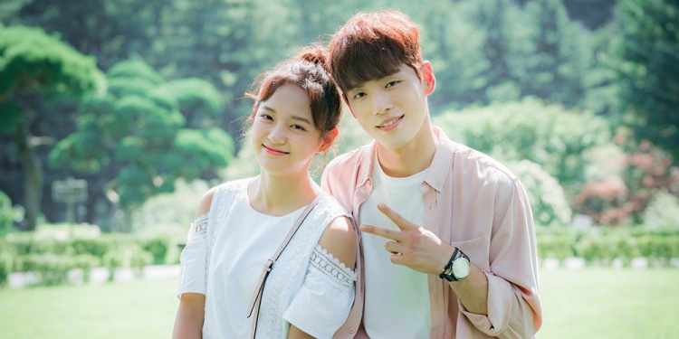 Kim Jung Hyun và Kim Sejeong (School 2017)