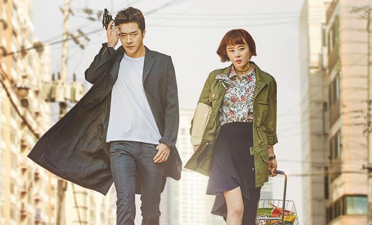 Kwon Sang Woo và Choi Kang Hee (Mystery Queen)