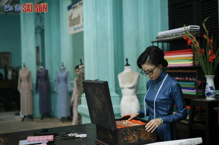 Bà Thanh Mai (Ngô Thanh Vân).