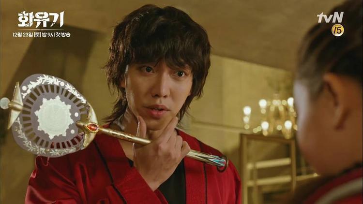 Son Oh Gong trong Hwayugi là một nhân vật có cái tôi lớn
