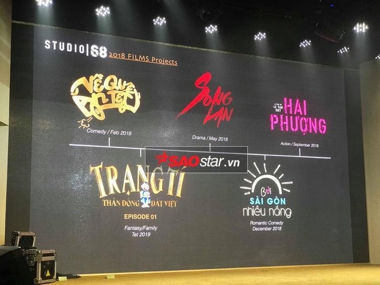 Ngô Thanh Vân tiết lộ lộ trình tiếp theo của Studio 68.
