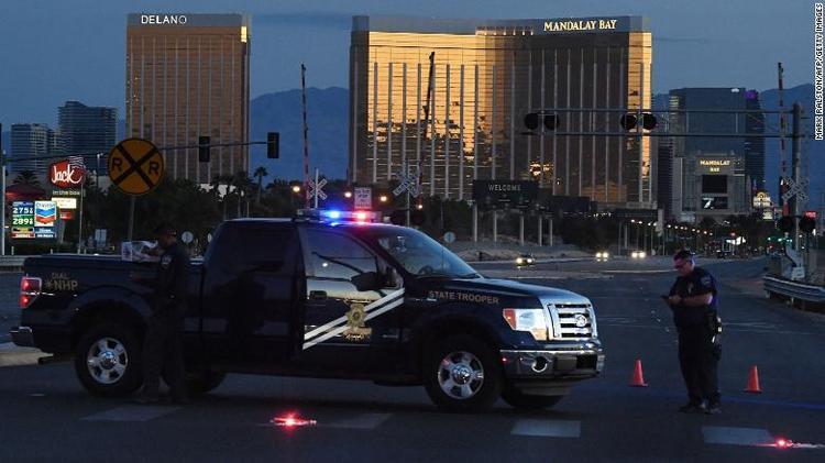 Cảnh sát Las Vegas sẽ được huy động gấp đôi so với năm ngoái để bảo vệ người dân trong đêm giao thừa.