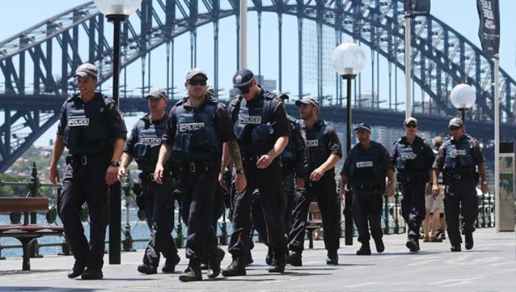 An ninh trong đêm giao thừa tại thành phốSydney, Úc đã được lên kế hoạch từ đầu năm.