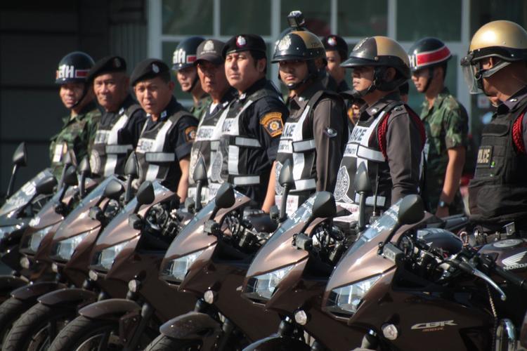 An ninh tại các đền thờ ở Bangkok, Thái Lan cũng sẽ được thắt chặt.