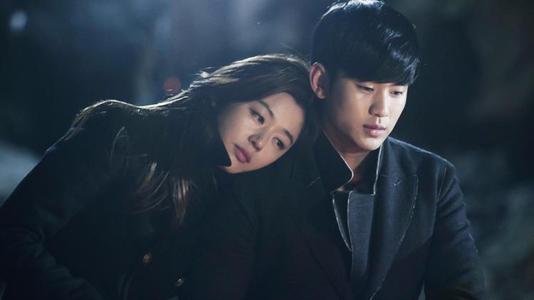 Kim Soo Hyun và Jun Ji Hyun.